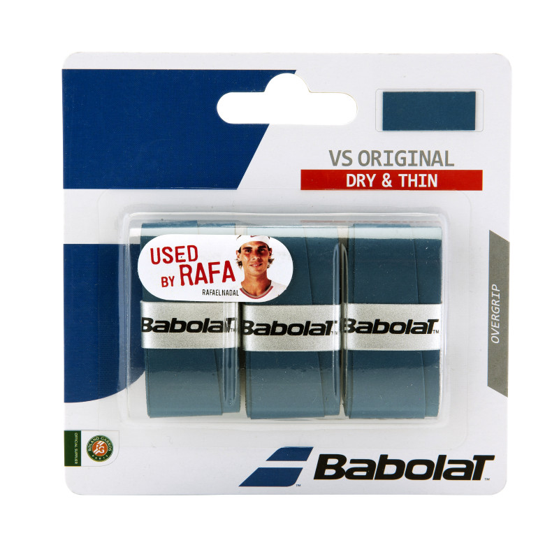 Babolat VS Original X3 Ovegrip Blue