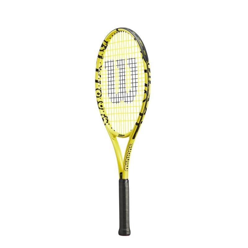 Wilson Minions 25 Jr Tennis Racket
