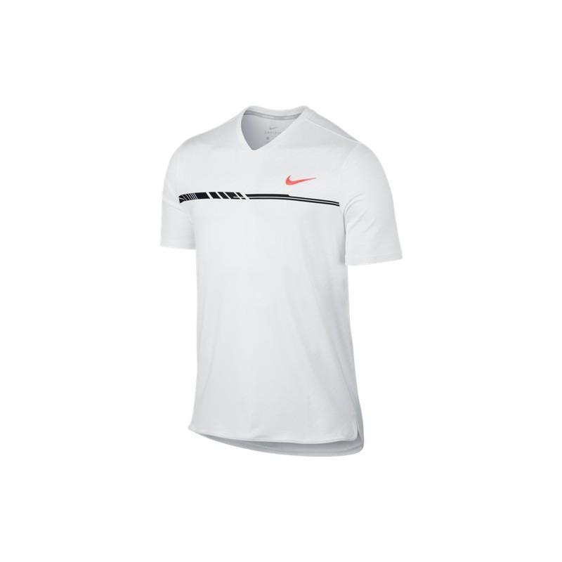 Men's NikeCourt Dry Challenger Tennis Top