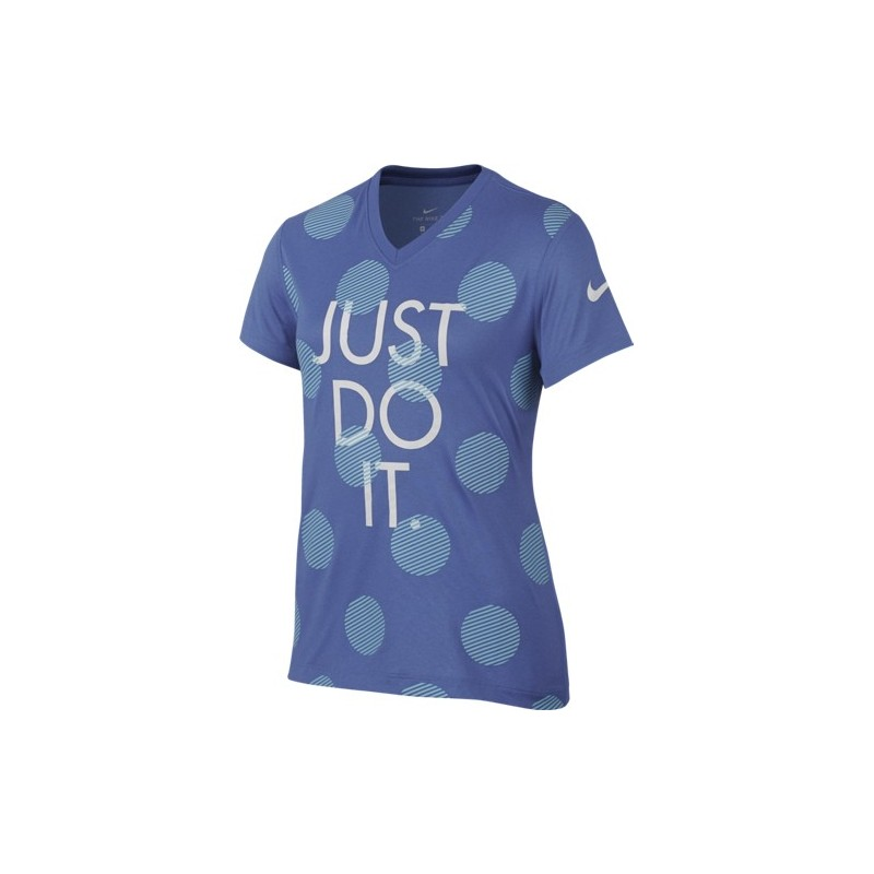 Girls Nike Dry T-Shirt