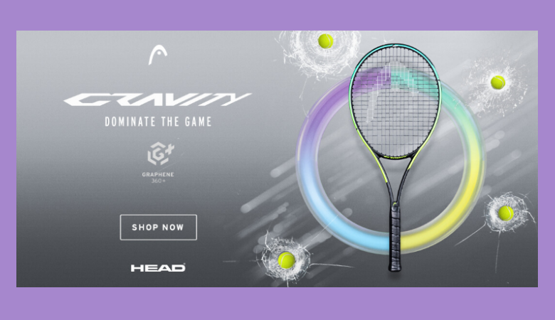 Gravity 2021 Tennis Rackets