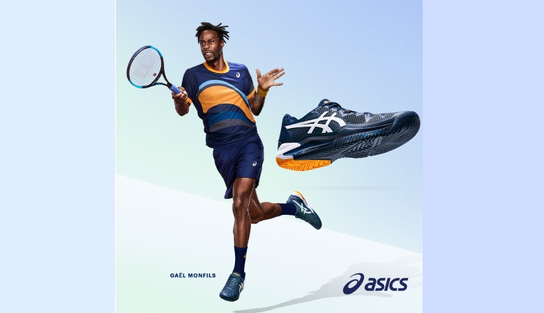 ASICS RESOLUTION 8 SS21
